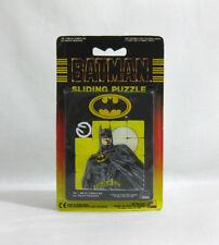 NUOVO 1989 Vintage Batman ✧ Scorrevole Puzzle ✧ DC Comics Keaton Film MOC