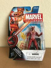 Marvel Universe 3 3/4 Series 6 Action Figure Marvel's Sunfire