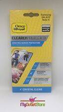 OtterBox Clearly Protected Clean Screen Protector for Samsung Galaxy Note 4