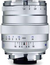 Zeiss ZM 35mm 1,4 planar t * Leica m plata