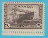 CANADA 260  MNH - MINT NEVER HINGED OG ** NO FAULTS EXTRA FINE