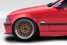 1992-1998 BMW 3 Series E36 Duraflex RBS Front Fender Flares - 2 Piece Body Kit