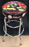 Pinball Barstool Black Knight- Set of TWO