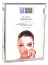 Global Beauty Care Retinal anti-aging Facial Therapy Masks New / 3 x boxes