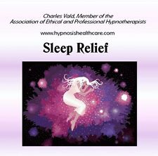Professional Hypnosis Sleep CD. Effective Aid for Insomnia. Forget Pills/Tablets