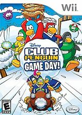 Club Penguin: Game Day (Nintendo Wii, 2010)