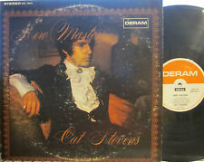 """Cat Stevens - New Masters (Deram 18010) (with """"The First Cut Is the Deepest"""")"""