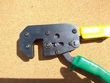 Amp 169400 Certi Lok Hand Tool Crimper Amp 58092 Die