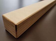 Konstruktionsholz 4x4cm Multiplex Kantholz Bauholz Tragleiste Stützfuß lfm 7,90€