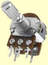 10 St. Poti Potentiometer mit Schalter  linear mono R16   500K  NEW