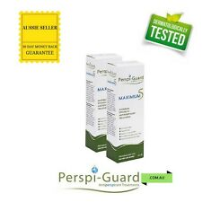 Multipack 2 X Perspi-Guard Max 5 Antiperspirant 30ml - Guaranteed or Money Back