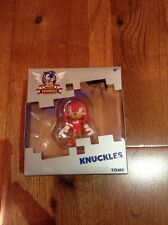 Sonic 25th Anniversary Knuckles Action Figure Brand New Rare Tomy