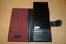 BlackBerry Priv Smartphone 32GB ohne Simlook + OVP + Hülle Vodafone Branding