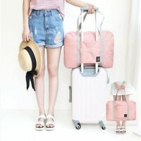 Fashion Storage Packing Travel Bag Suitcase Baggage Organizer Foldable