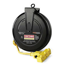 Craftsman Professional 30 ft Cord Reel Power Garage Outlet Retractable Extension