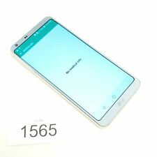 "New listing Lg G6 H873 32Gb 5.7"" Factory Gsm Unlocked Smartphone (Camera Cracked) 1565"