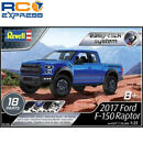 Revell 1/25 2017 Ford F-Series Raptor Easy Click RMX851236