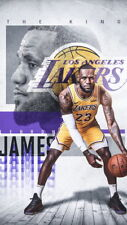 7833115dc20 690 Lebron James - LBJ La Lakers NBA MVP Basketball 14