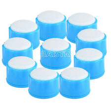 20X Dental Autoclavable Round Endo Stand Cleaning Foam Sponges File Holder