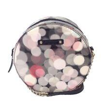 KATE SPADE MICHA Cherry Terrace Festive Bubble Circle Bag WKRU2862, NWT $195
