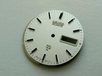 Genuine NOS Seiko 7123-857L Quartz Watch Dial 1970'