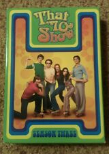 That 70s Show - Season 3 (DVD, 2005, 4-Disc Set)