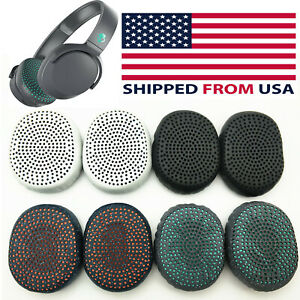 Replacement Earpads Ear Pad Pads Cushion for Skullcandy Riff Wireless