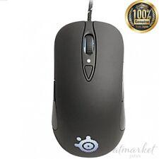 Laser type gaming mouse SteelSeries SENSEI [RAW] Rubberized Black 62155 JAPAN