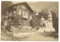 Francia per Identificare Vintage Albumina Ca 1875 Piccolo Formato 6x8, 7cm Foto