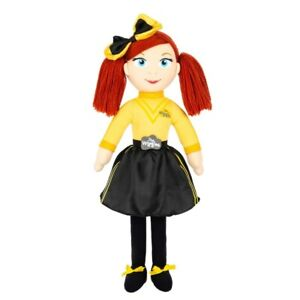 The Wiggles Emma Cuddle Doll 50cm Huggable Plush Toy *Same Day Dispatch