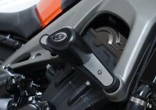 Yamaha MT 09 2016 R&G Racing Aero Crash Protectors CP0357BL Black