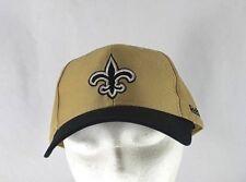 New Orleans Saints Gold/Black NFL Baseball Cap Adjustable