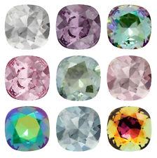 Genuine SWAROVSKI 4470 Square Fancy Stones Crystals * NEW Colors