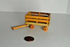 Miniature Wood Wagon in 1:12 doll scale
