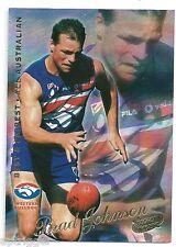 2000 Millennium All Australian (Aa10) Brad Johnson Western Bulldogs +
