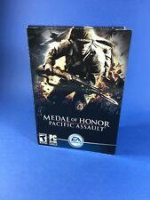 Medal Of Honor Pacific Assault for PC - New Sealed
