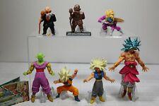 Dragon Ball KAI 21 Gashapon HG Miniature Figure Full Set Broly Roshi Piccolo