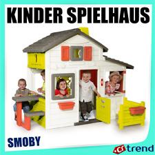 Smoby Friends House Kinder Spielhaus Gartenhaus 217 x 171 x 172 cm