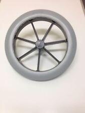 """315 mm Pneumatico & Ruota Posteriore per lo stile NHS sedia a rotelle 12 1/2"""""""