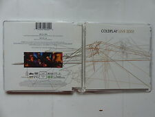 CD + DVD COLDPLAY Live 2003 7243 490803 9 3