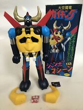 "vtg Uni-Five Gaiking Jumbo Machinder COMPLETE MIB Shogun Warriors 24"" Goldrake"