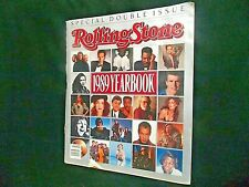 Rolling Stone 1989 Yearbook, December 14-28 1989,