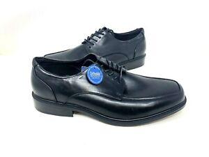 NEW! Croft & Barrow Men's Craven Ortholite Oxford Dress Shoes Black 89A