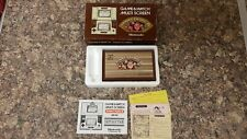NINTENDO GAME & WATCH DONKEY KONG 2 JR-55 1983