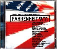 Fahrenheit 9/11 Soundtrack-Clash Pearl Jam/Zack de la Rocha/System of a Down CD