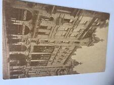 HOTEL ROXY.  PLACE DE MEIR. ANTWERP OLD POSTCARD