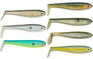 Strike King Shadalicious Swimbaits / soft Plastic Fishing Lures