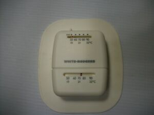 1C20-101 White Rodgers Wall Thermostat 24V Heat Only
