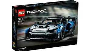 Brand New Lego Technic McLaren Senna GTR (42123)