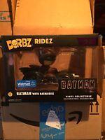 Batman Dorbz Ridez Batmobile Batman with Batarang Ride Walmart Exclusive